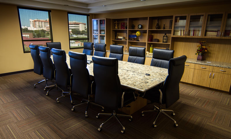 Fort Worth Brain and Spine Institute Conference Room