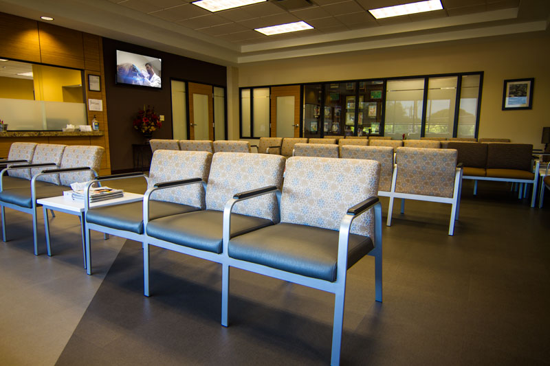 Fort Worth Brain and Spine Institute Waiting Room