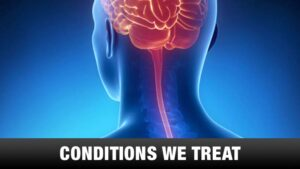 Conditions we treat